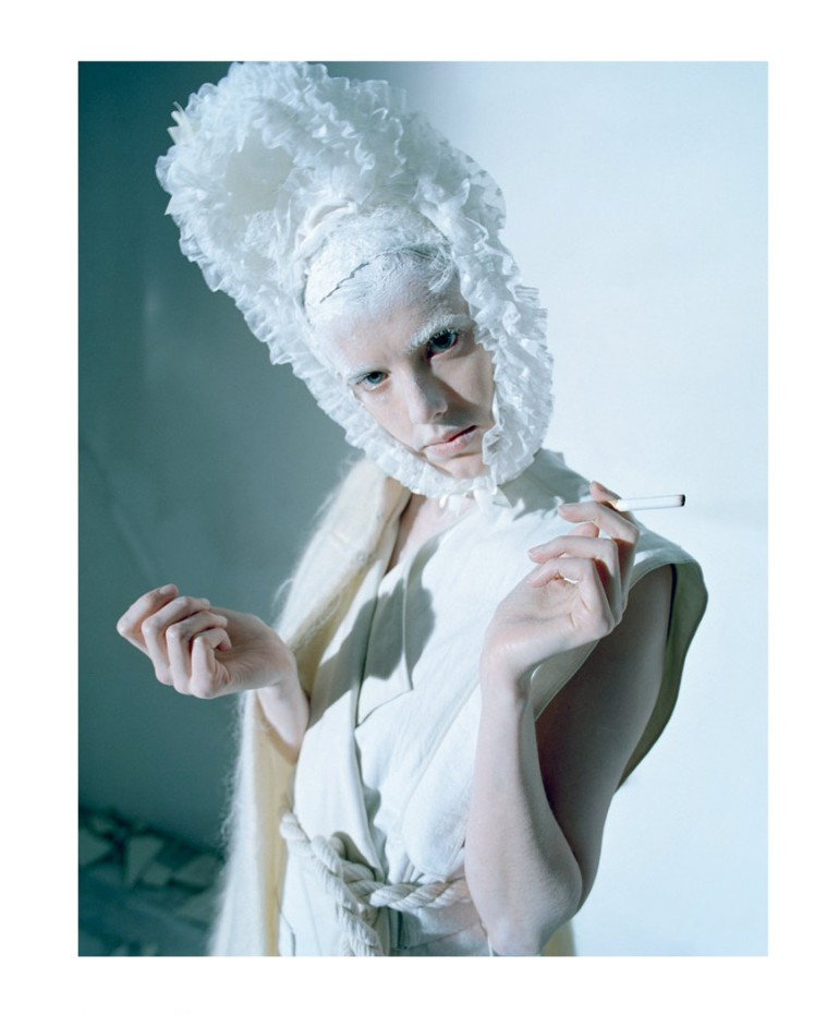 Agyness Deyn by Tim Walker for Love Magazine 28