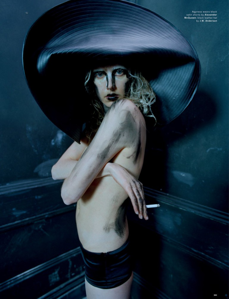 Agyness Deyn by Tim Walker for Love Magazine 5