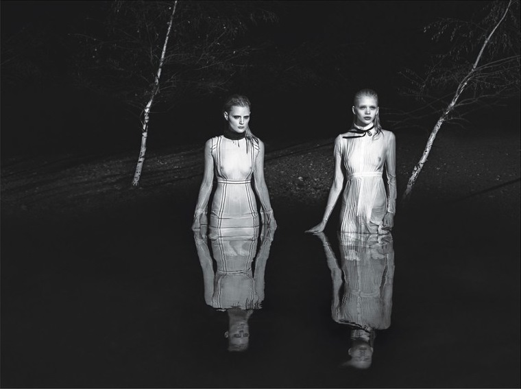 'Be Witched' Mert And Marcus For W Magazine 3