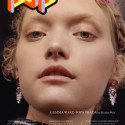 Gemma Ward By Harley Weir For Pop