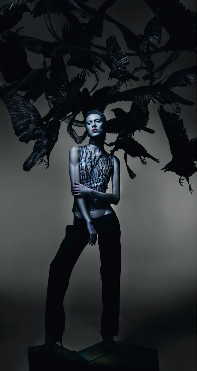 Nick Knight in 'McQueen' For AnOther 5