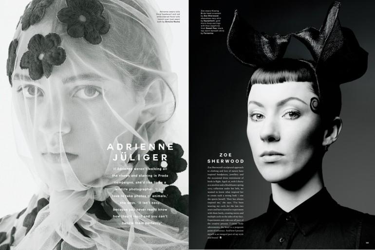 Sølve Sundsbø for Love Magazine #13 24