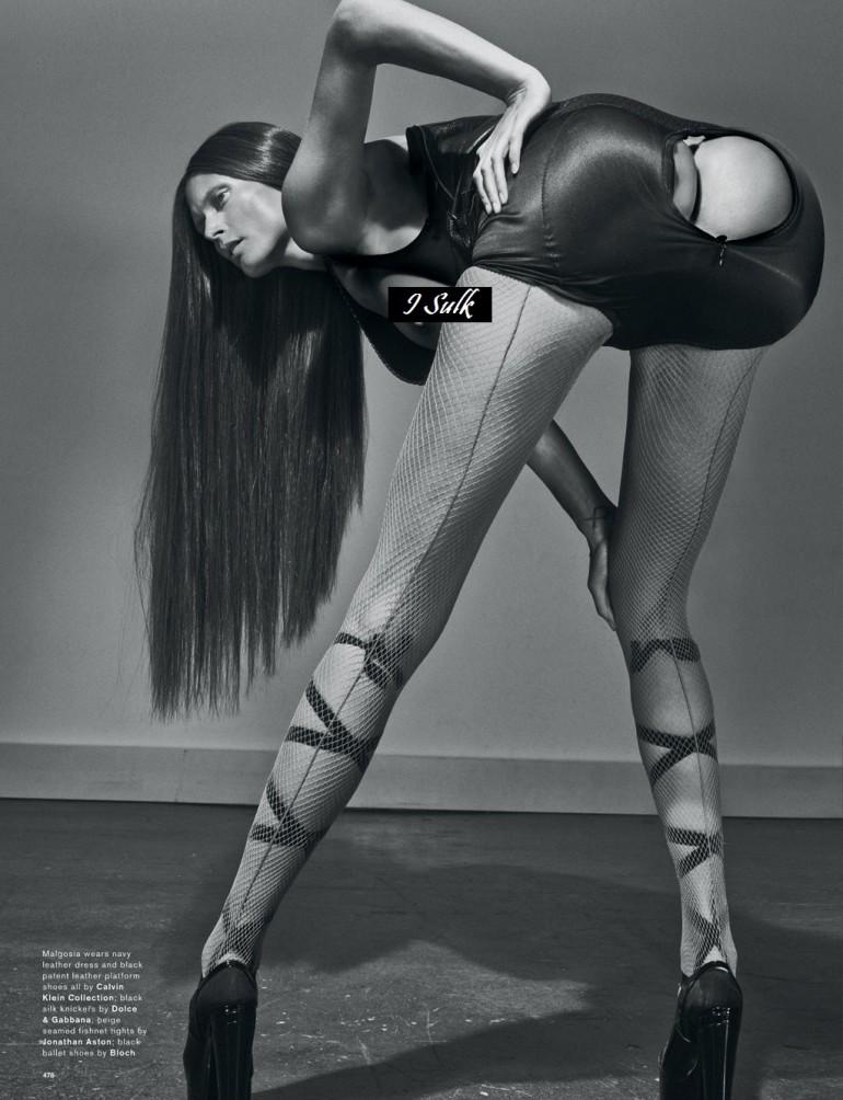 Steven Klein 'Boob's' Love Magazine 13
