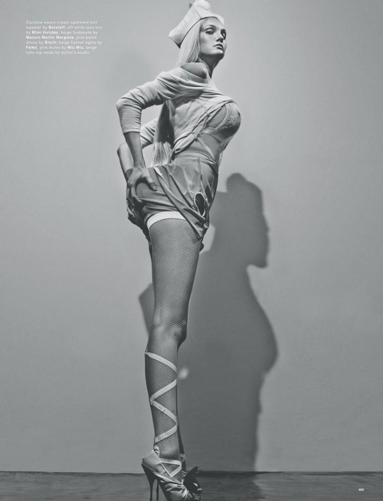 Steven Klein 'Boob's' Love Magazine 2