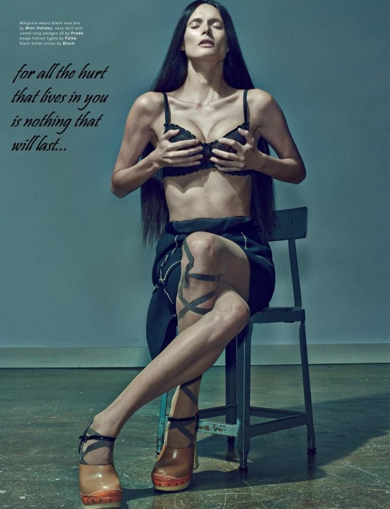 Steven Klein 'Boob's' Love Magazine 3