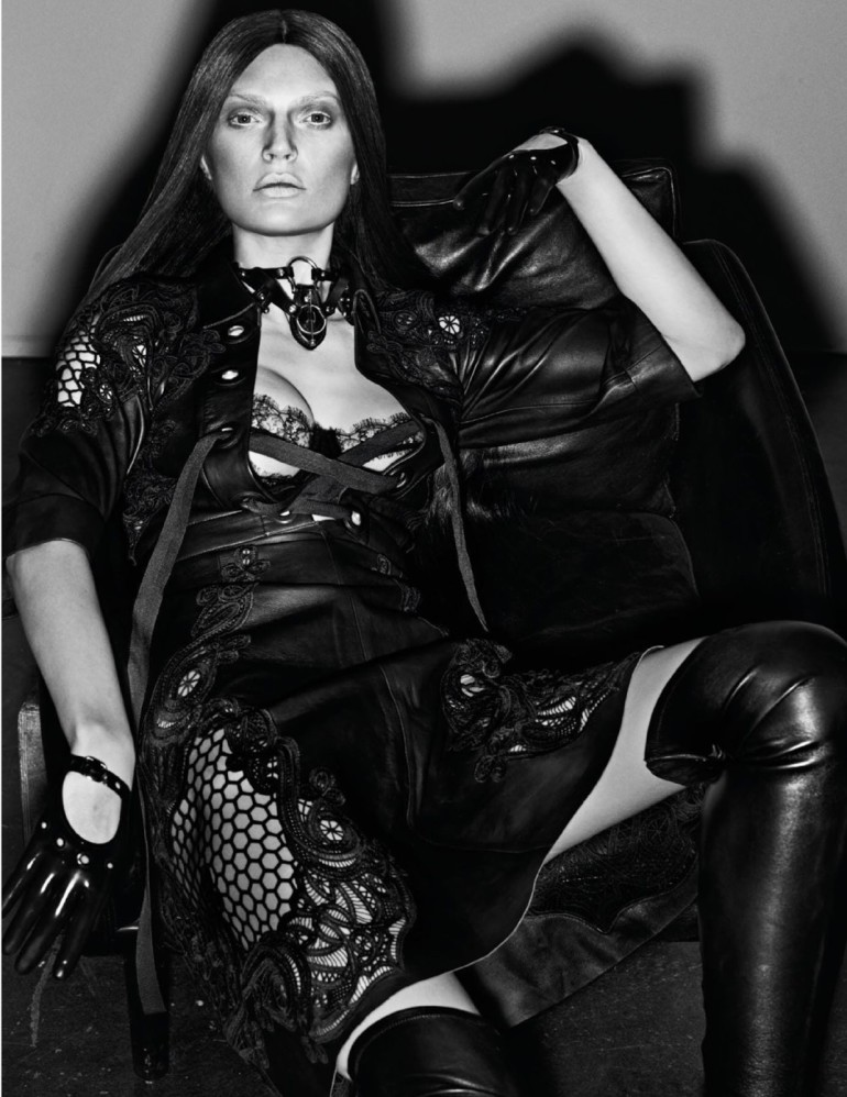 Steven Klein 'Super Eight' for L'Officiel Singapore 13