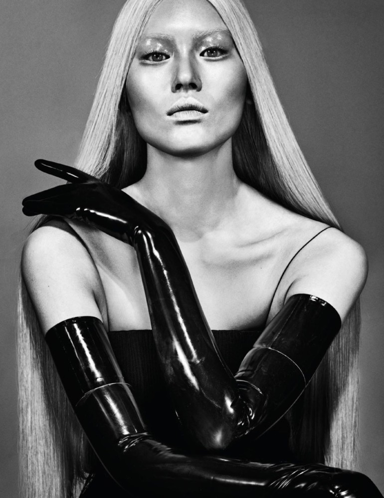 Steven Klein 'Super Eight' for L'Officiel Singapore 17