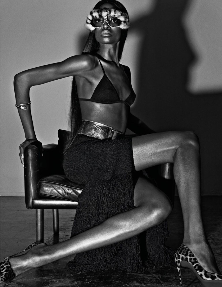 Steven Klein 'Super Eight' for L'Officiel Singapore 21