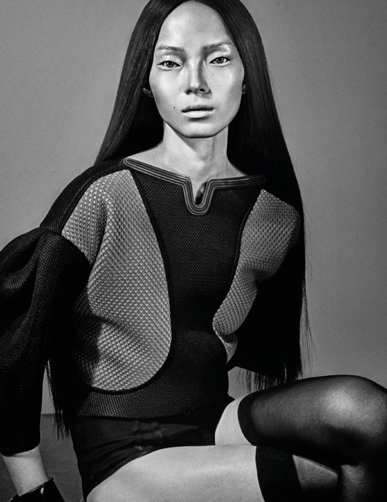 Steven Klein 'Super Eight' for L'Officiel Singapore 26