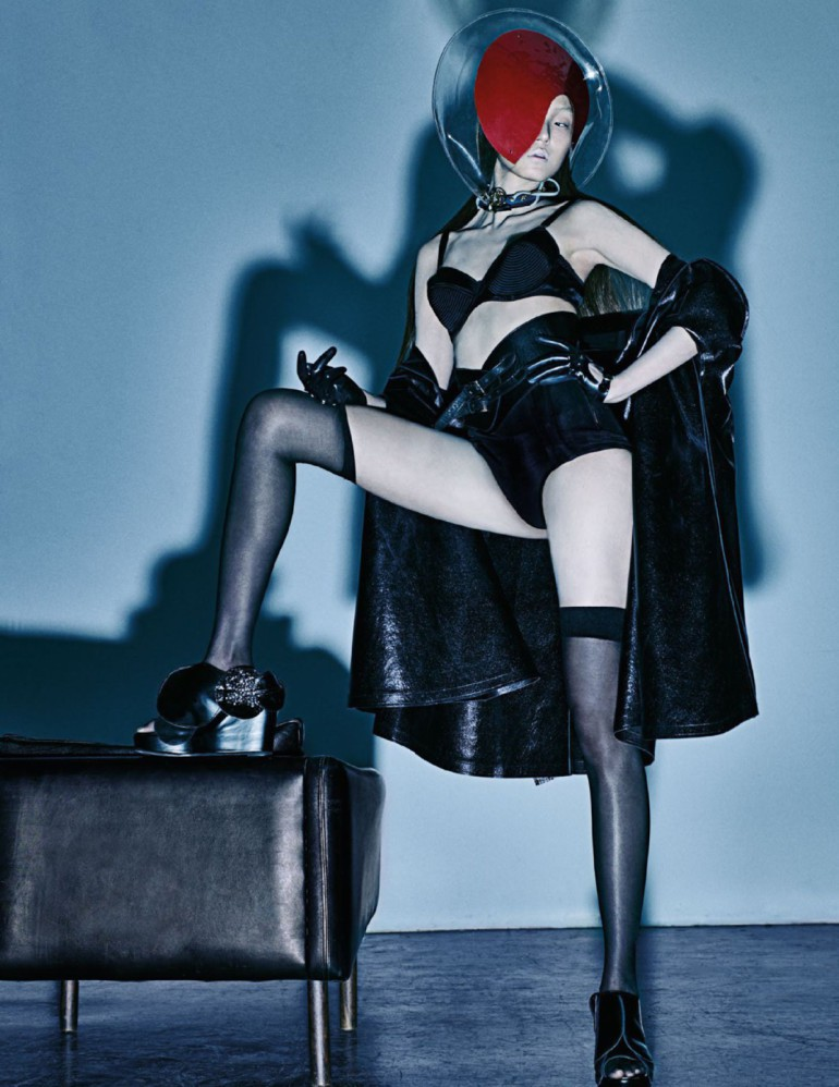 Steven Klein 'Super Eight' for L'Officiel Singapore 31