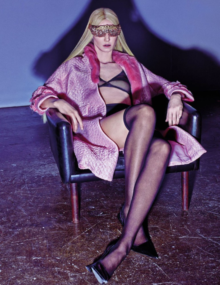Steven Klein 'Super Eight' for L'Officiel Singapore 5