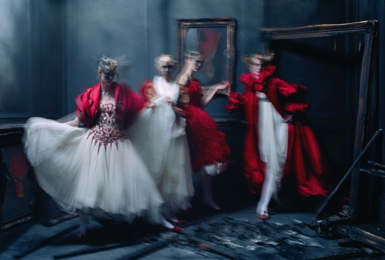 Tim Walker For Uk Vogue 5
