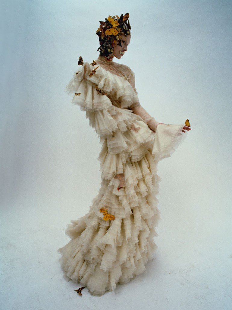 Tim Walker For Uk Vogue March 20158