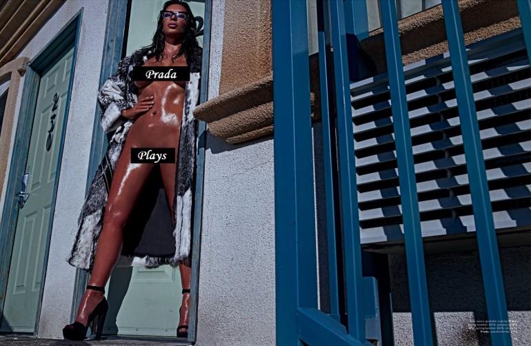 kim kardashian by steven klein love magazine 9