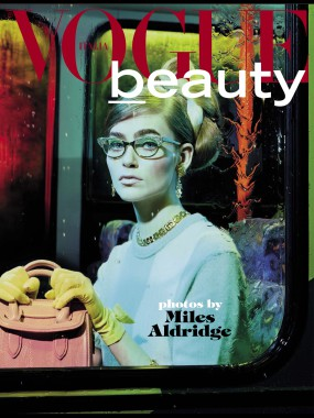 Miles Aldrige 'Beauty' Vogue Italia March 2015 1