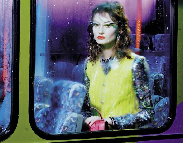 Miles Aldrige 'Beauty' Vogue Italia March 2015 5