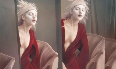 Valery Kaufman 'An Enchanting Vision' by Solve Sundsbo for Vogue Italia 12
