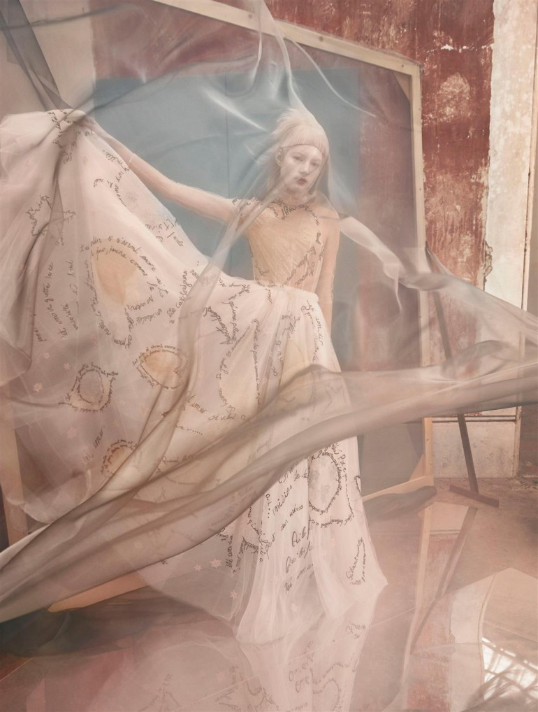 Valery Kaufman 'An Enchanting Vision' by Solve Sundsbo for Vogue Italia 6