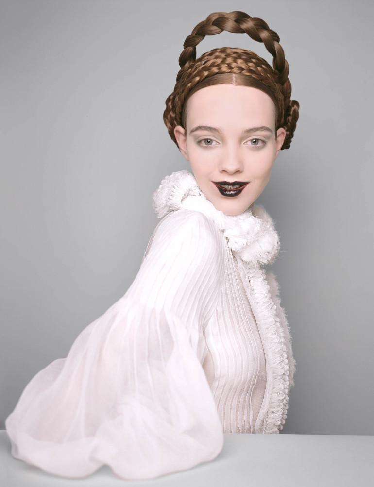 'Beauty Queens' by Brigitte Niedermair For Harper's Bazaar Uk 31