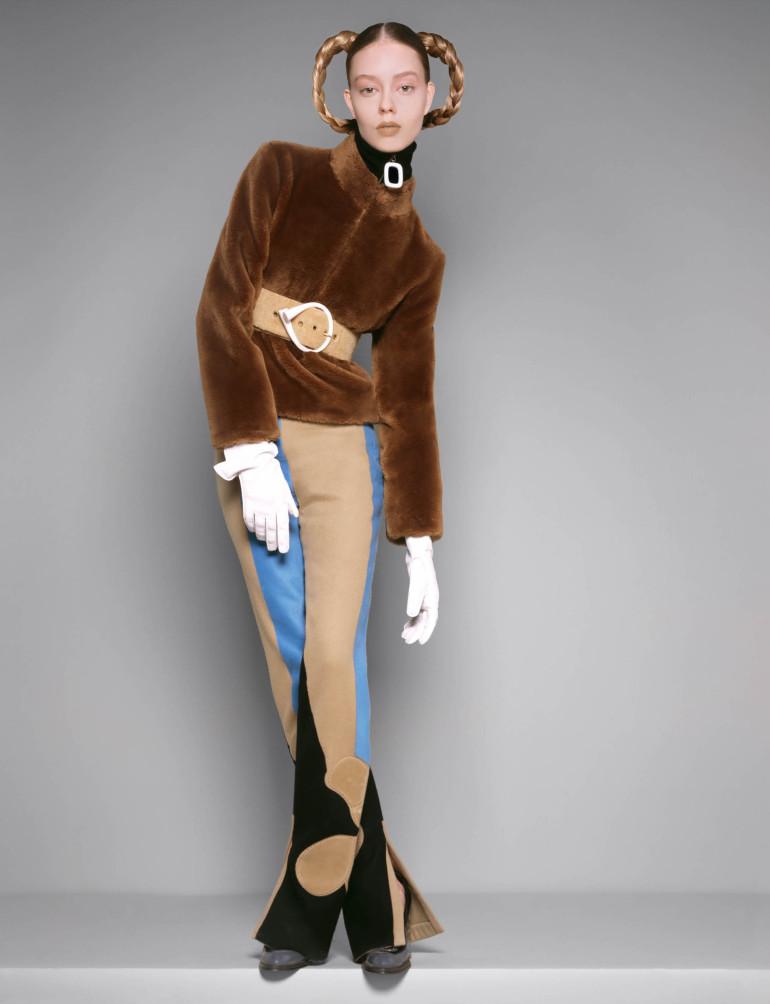 'Beauty Queens' by Brigitte Niedermair For Harper's Bazaar Uk 39