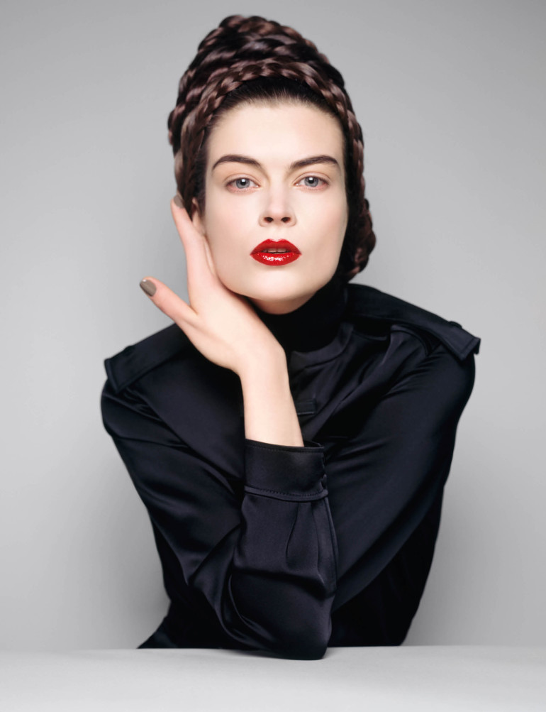 'Beauty Queens' by Brigitte Niedermair For Harper's Bazaar Uk 41