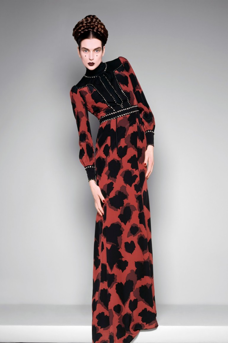 'Beauty Queens' by Brigitte Niedermair For Harper's Bazaar Uk 55