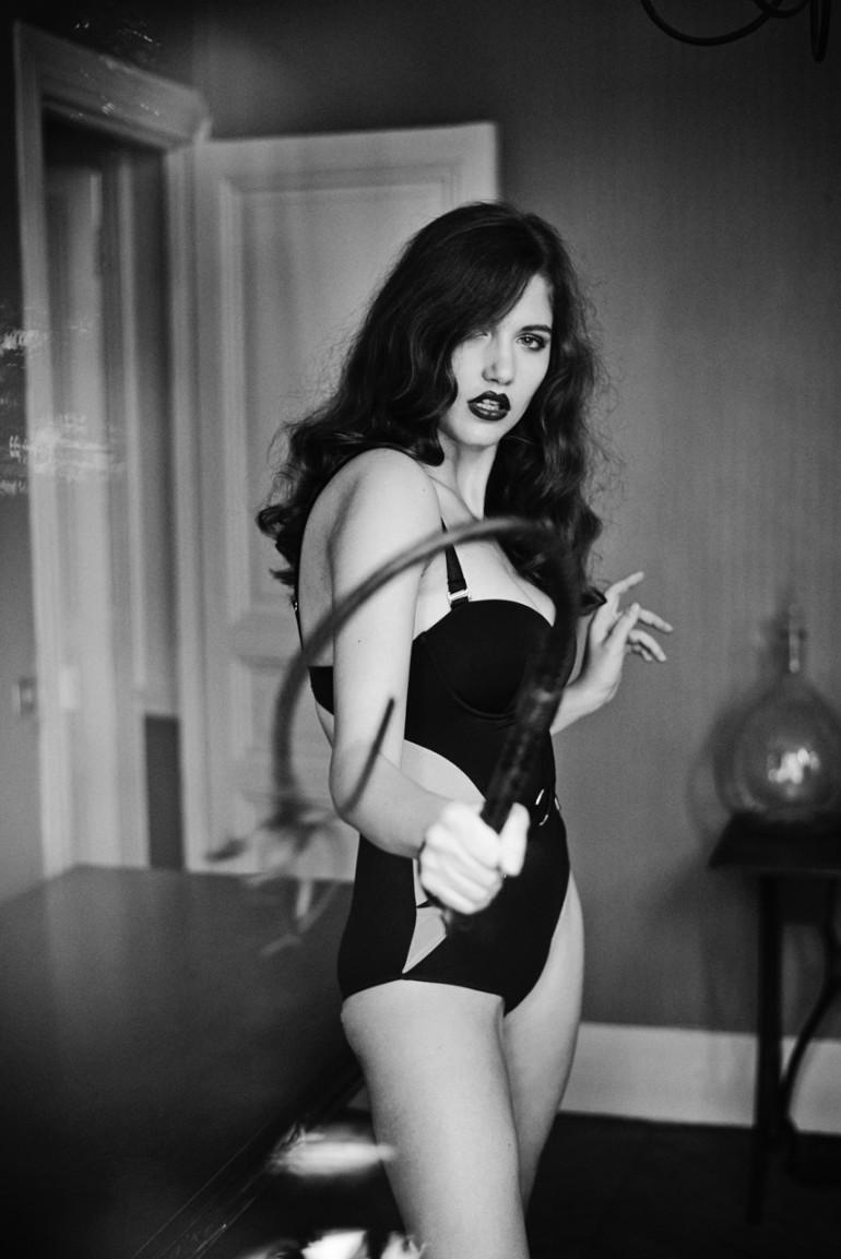 Hea Deville 'Bondage' Nicolas Guérin For Creem Mag! 11