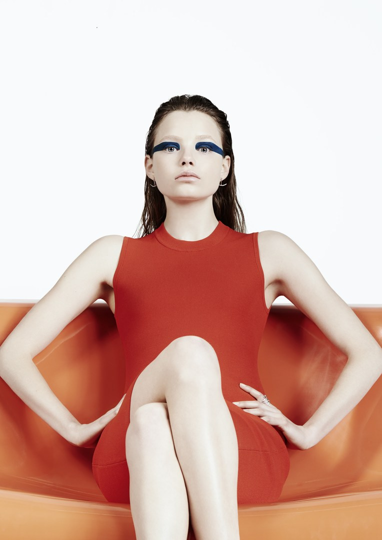 Kristine By David Dunan For Stylist France 13