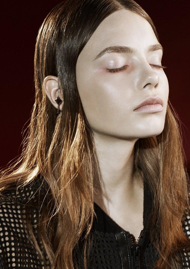 Kristine By David Dunan For Stylist France 2