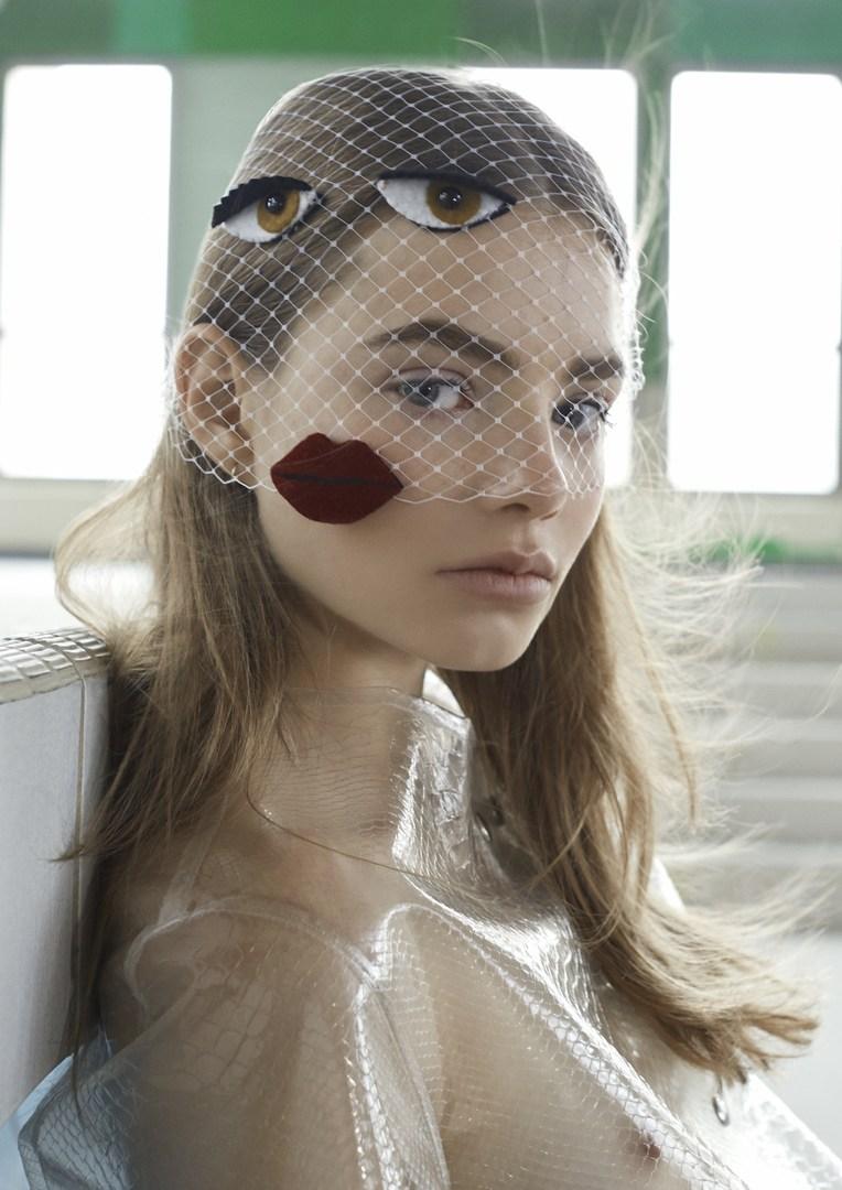 Kristine By David Dunan For Stylist France 3