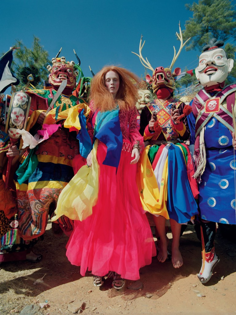 karen elson by tim walker for vogue uk 15