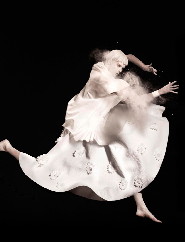 Elena Melnik By Ishi For Vogue Netherlands May 2015