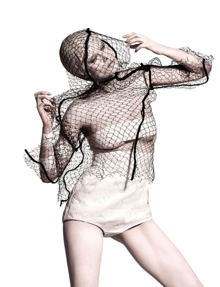 Elena Melnik By Ishi For Vogue Netherlands May 2015 8