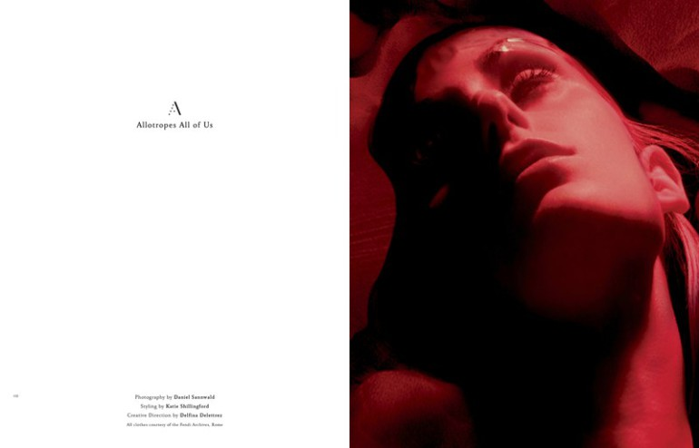 daniel sannwald for A Magazine