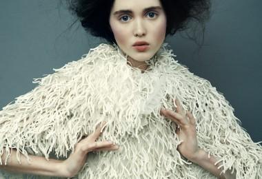 Aliya Galyautdinova in 'Purity' by Nicolas Guerin For Schön!13