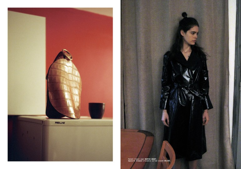 Giasco Bertoli for Lurve Magazine 41