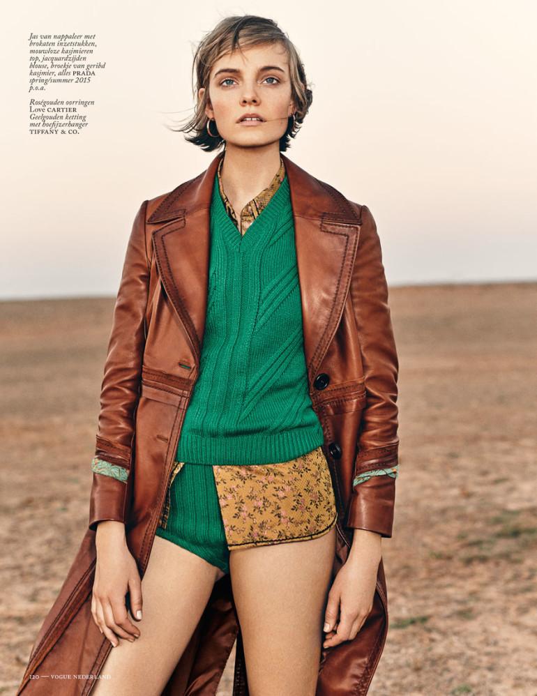 Nimue Smit By Marc De Groot For Vogue Netherlands 13