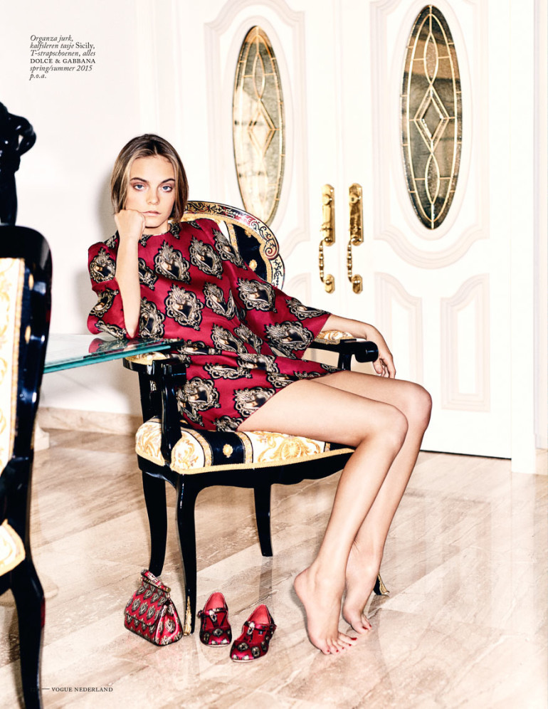 Nimue Smit By Marc De Groot For Vogue Netherlands 17