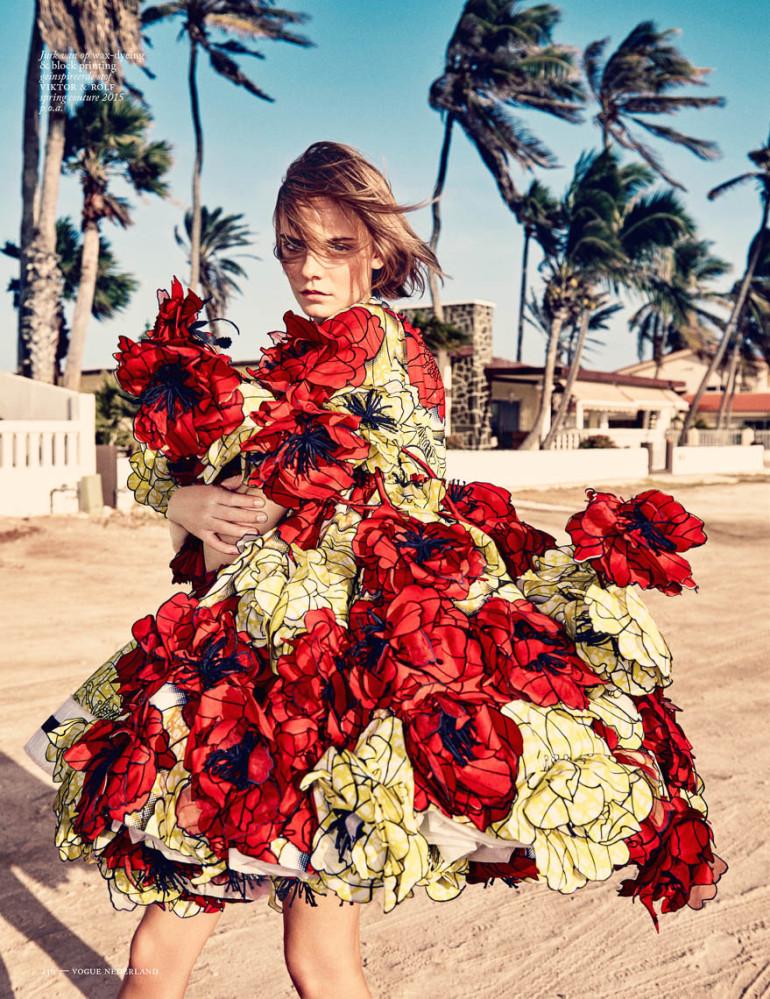 Nimue Smit By Marc De Groot For Vogue Netherlands 28