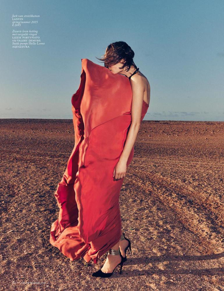 Nimue Smit By Marc De Groot For Vogue Netherlands 29