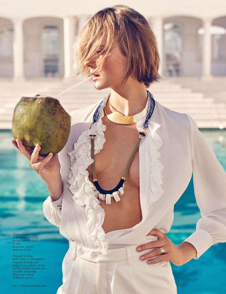 Nimue Smit By Marc De Groot For Vogue Netherlands 3
