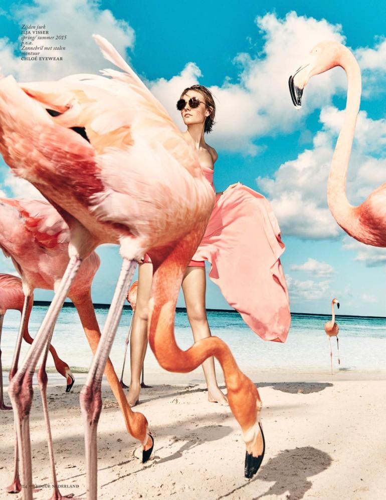 Nimue Smit By Marc De Groot For Vogue Netherlands 6