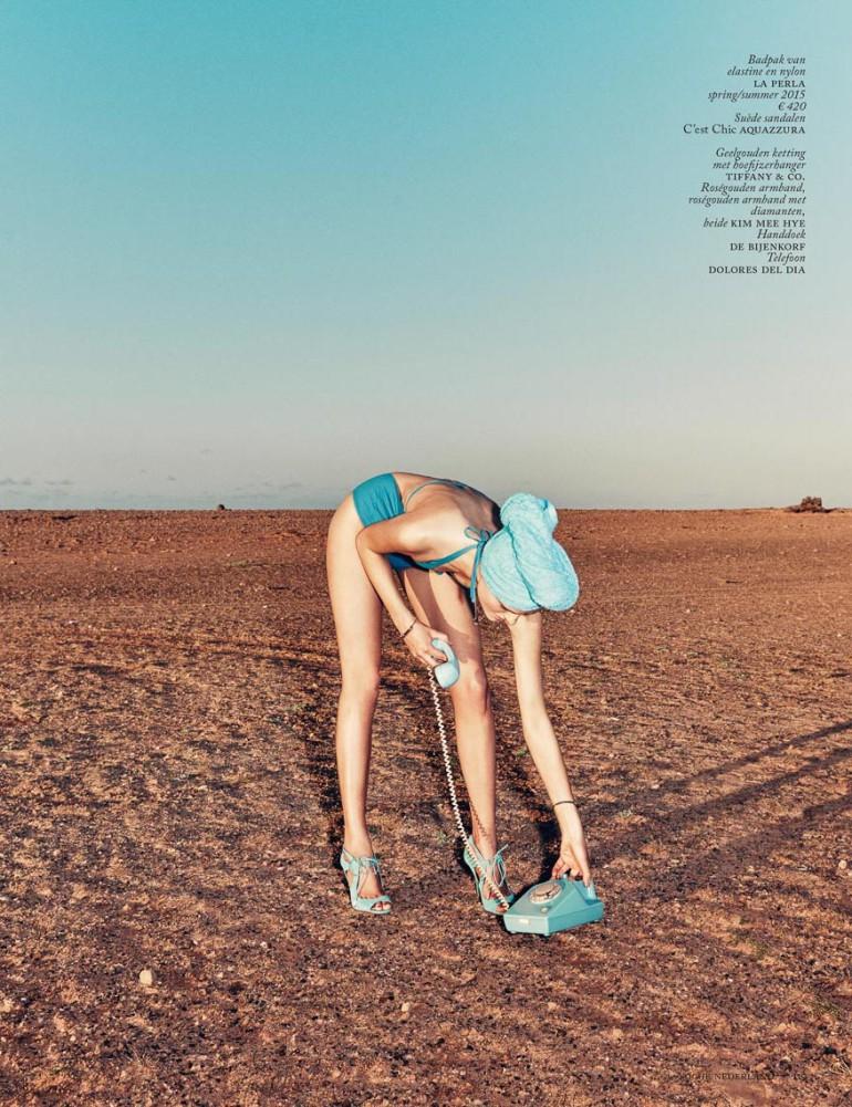 Nimue Smit By Marc De Groot For Vogue Netherlands 8