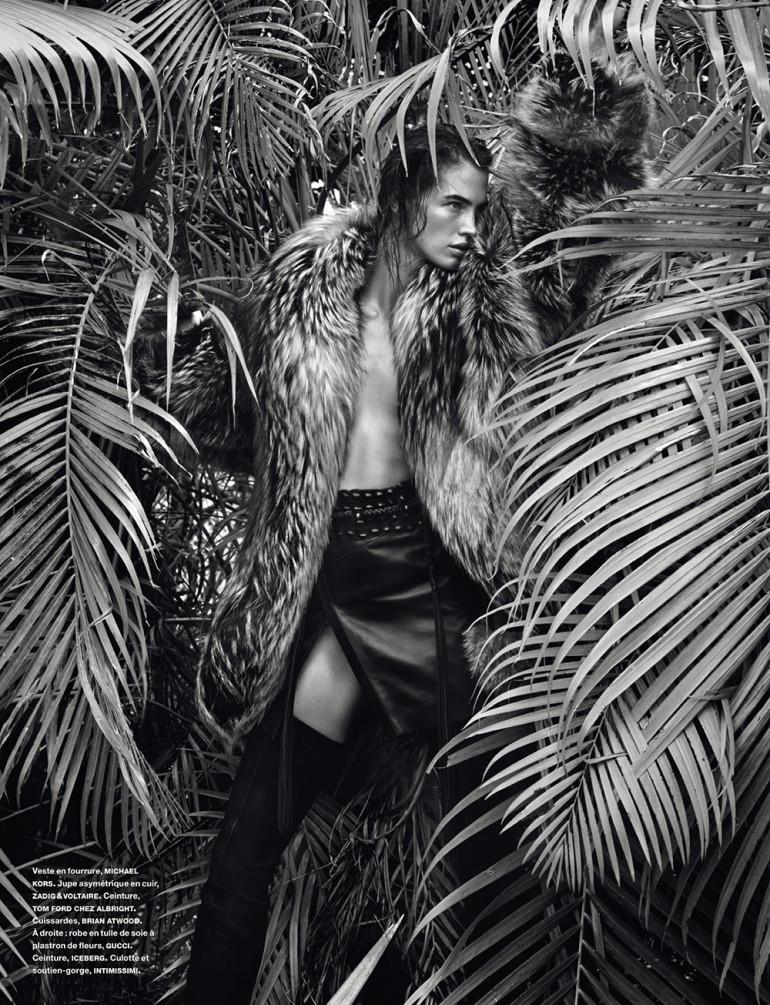 Crista Cober 'La Palmeraie' by Txema Yeste for Numero 5