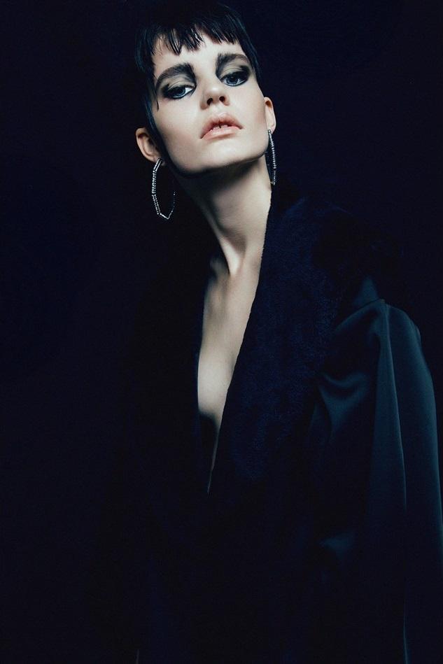 Hannah Elyse 'Stark' by Bonnie Hansen for Black Magazine 17