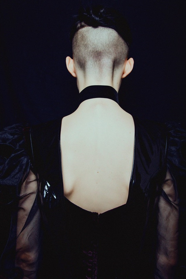 Hannah Elyse 'Stark' by Bonnie Hansen for Black Magazine 6