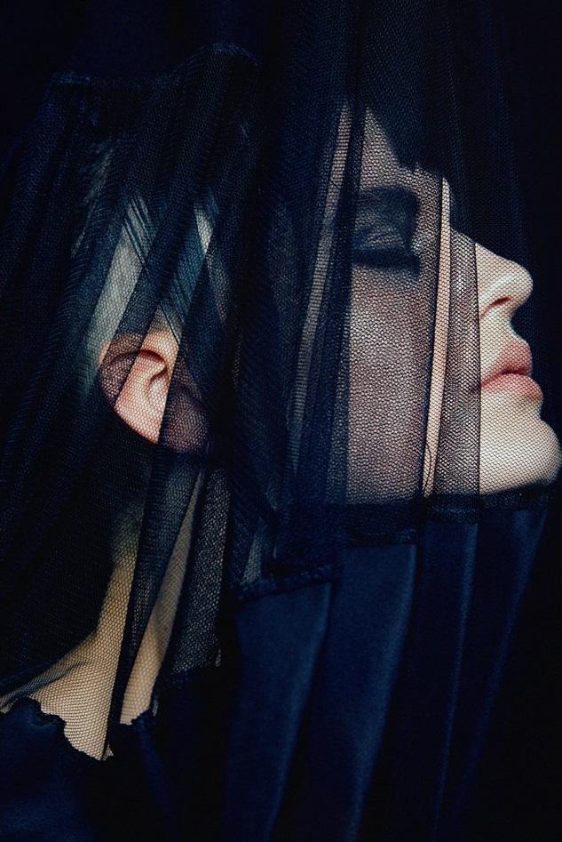 Hannah Elyse 'Stark' by Bonnie Hansen for Black Magazine 7