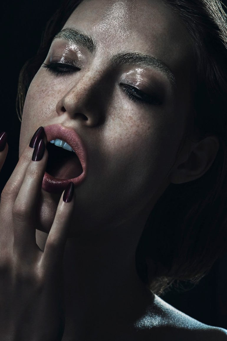 Lika Rzhevskaya '7 Sins' By Jeremy James For Revs Mag! 2