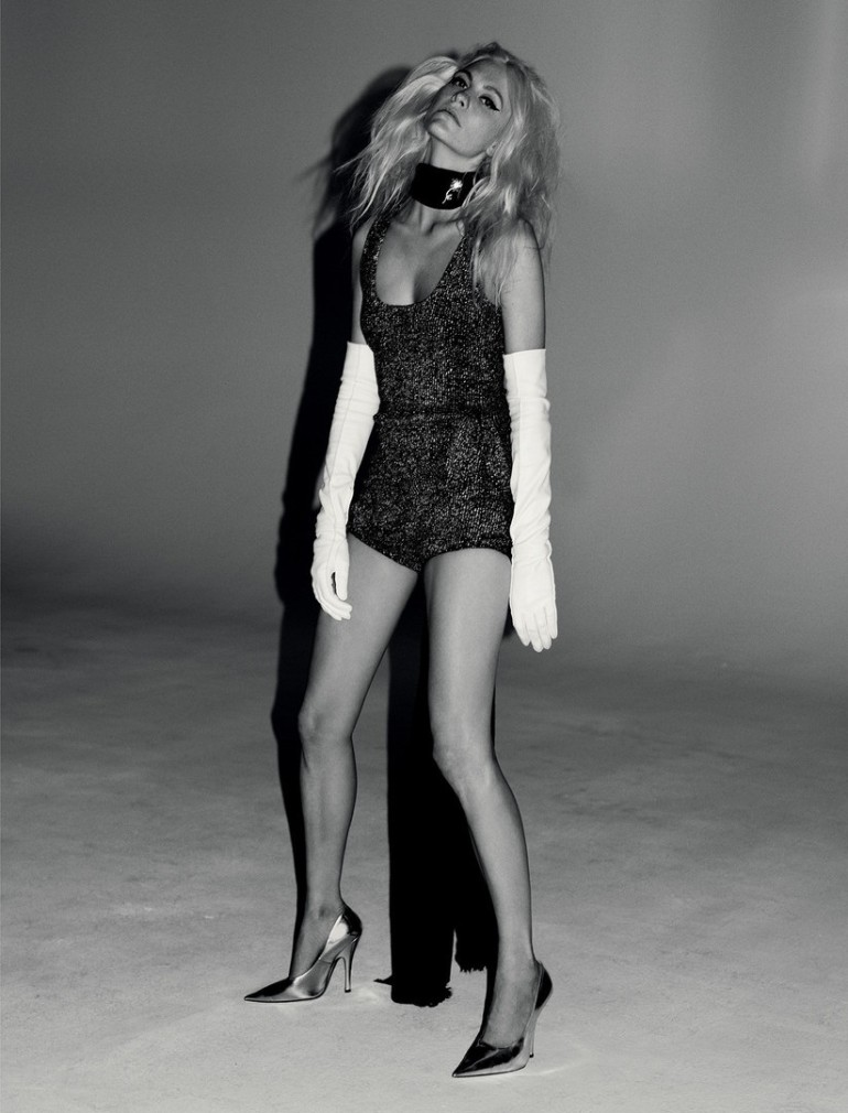Poppy Delevingne by Willy Vanderperre for Love No.14 FW 2015 8