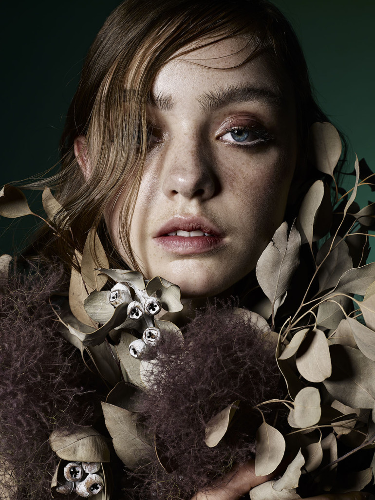 Alice in 'Fragile Things' by Kodai Ikemitsu for Revs 2